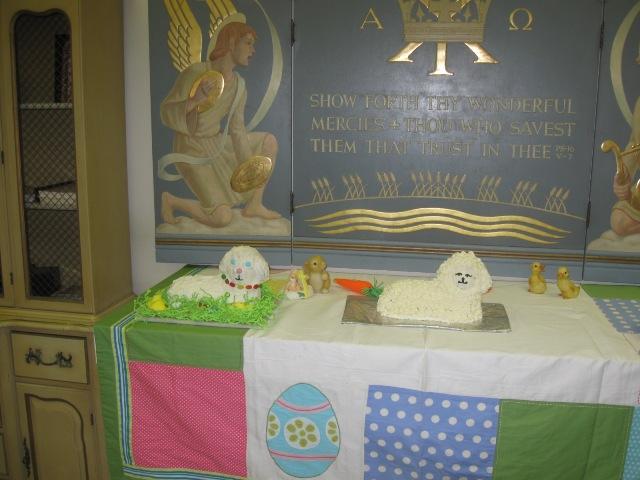 The Lamb Cakes