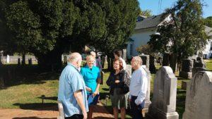 Bob Kelly, Mother Lisa, Benay and Howard Lipstein
