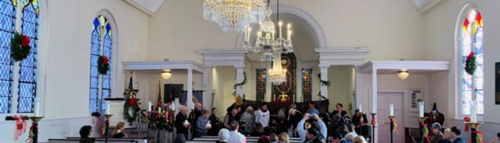 Christ Church Shrewsbury