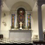 Christ Church Altar on Maundy Thursday, 2021