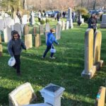 They're Off! Easter Egg Hunt Following Easter Vigil Service, 2021