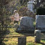 A Visitor to the Churchyard: Christ Church Easter Vigil 2021